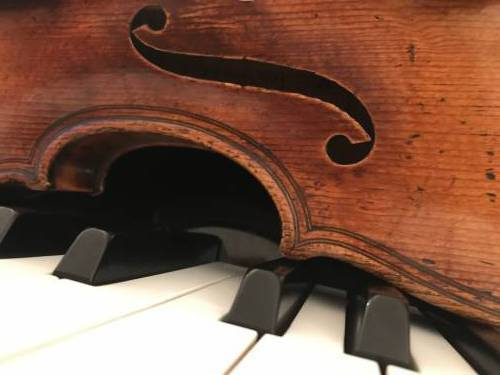 Private music school in Blankenese without written contract
