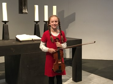 Lara, Violine: P. Sarasate – Zigeunerweisen