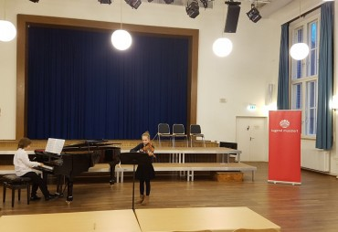 Noch ein 1. Preis bei Jugend musiziert
