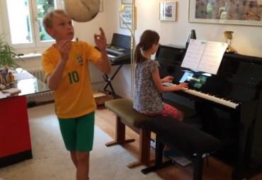Zwei Klavierschüler im Finale des Boston-Slam-Wettbewerbs 2018